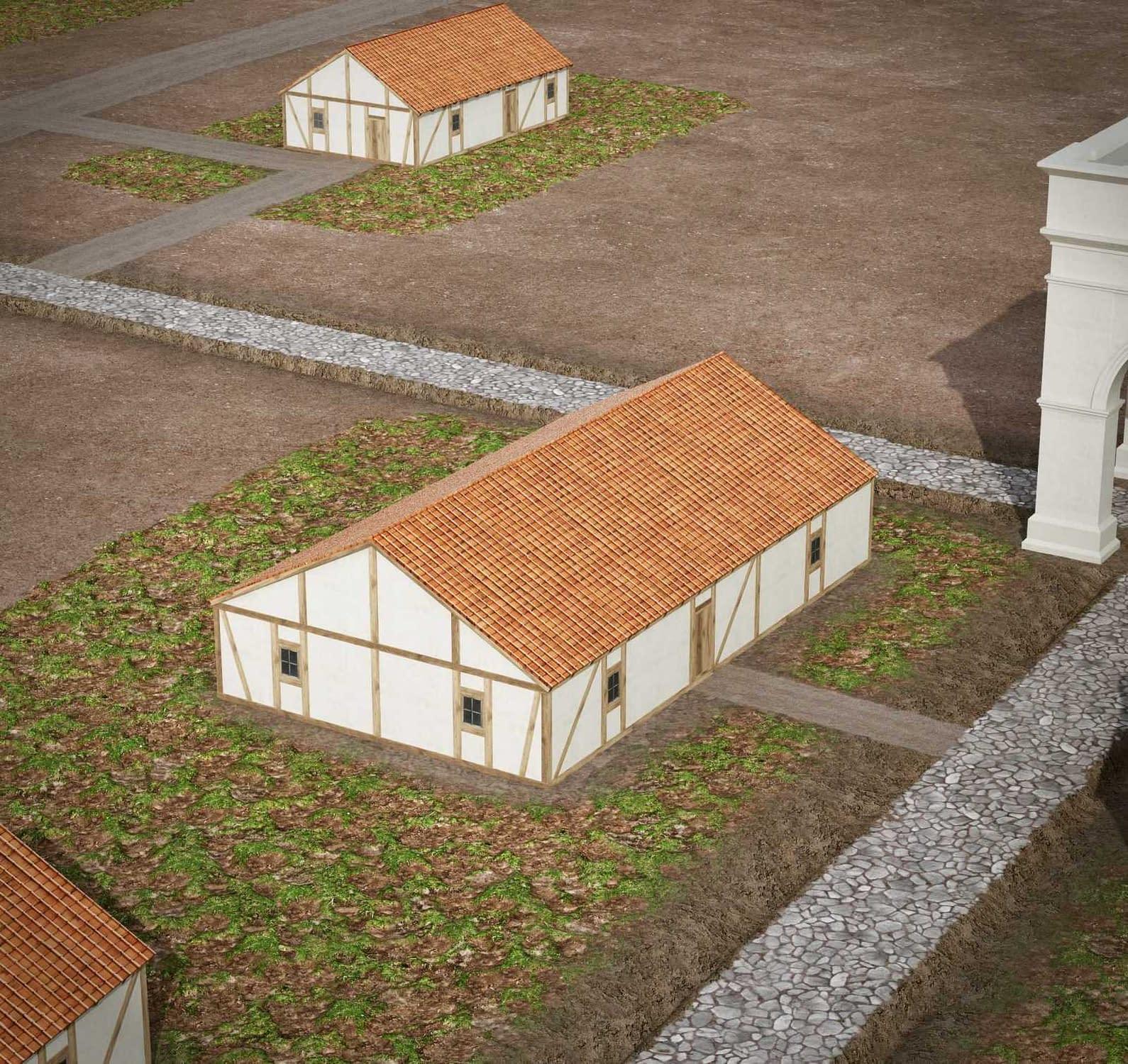 Lakó- és/vagy gazdasági épület