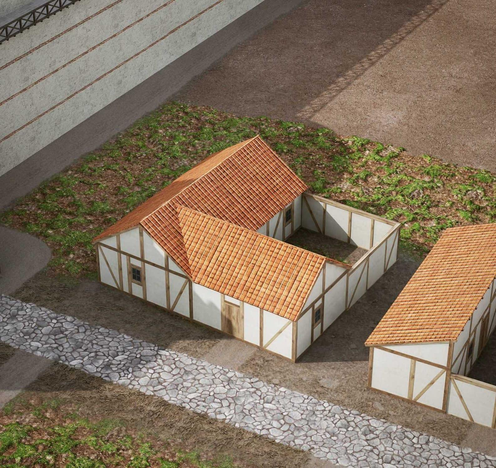 Lakóépület