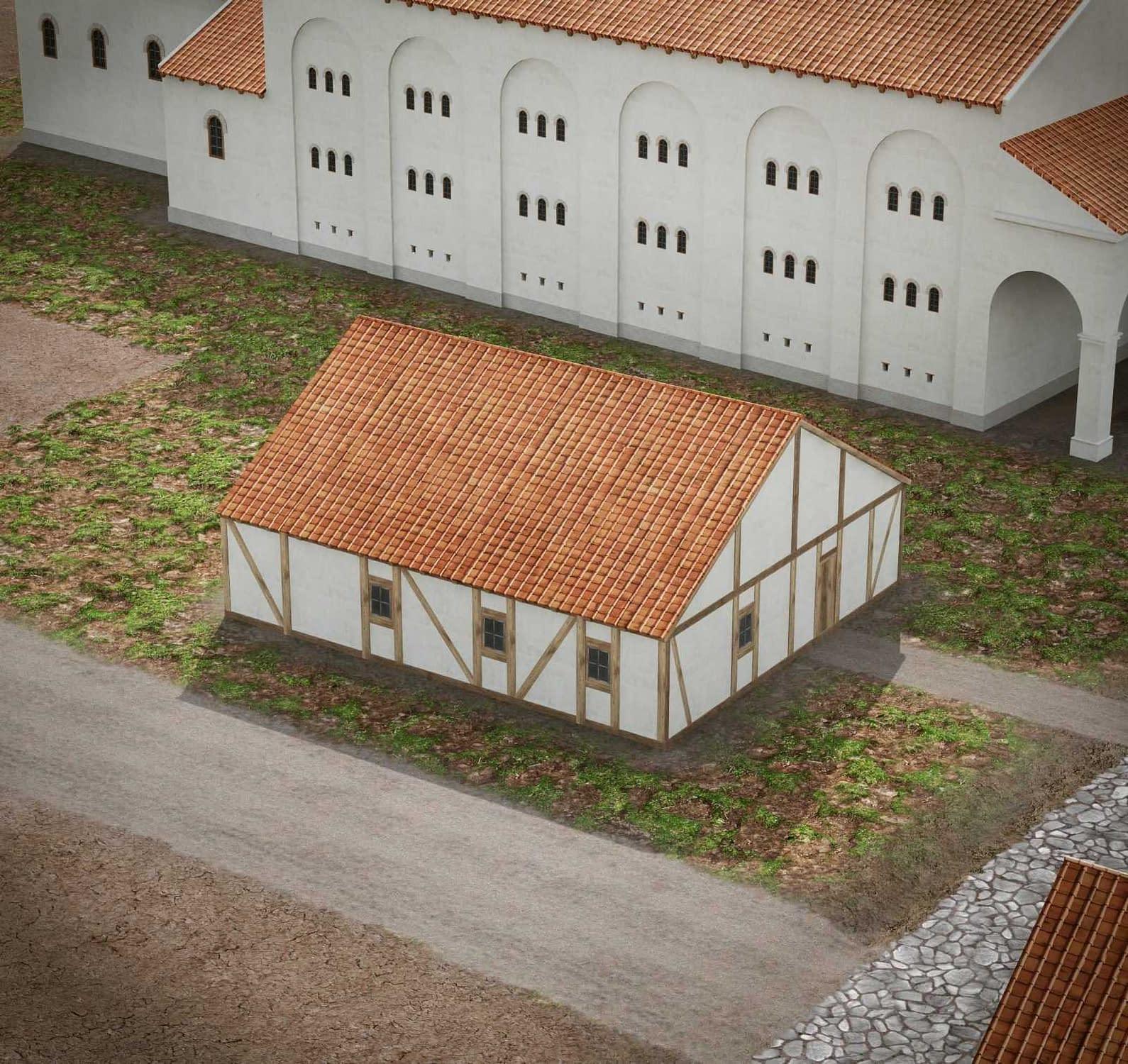 Lakó-és/vagy gazdasági épület