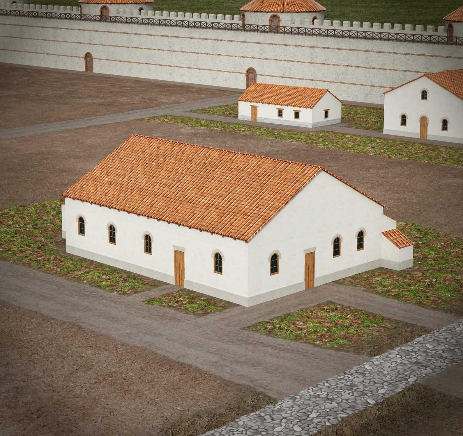 Lakóépület / villa